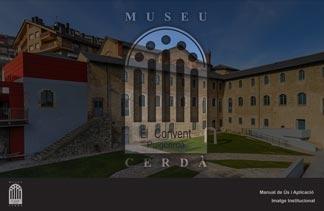 Museu Cerdà identity usage manual