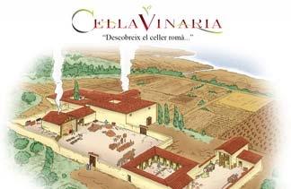 Cella Vinaria Logo/ Identity / Director Plan – Museum Project