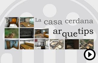 Arquetips 3D interactive Museu Cerdá Sala 5