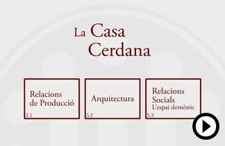 Punt d'informació Museu Cerdá Sala 5